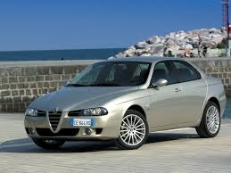 Alfa Romeo 156 engine oil capacity in quarts / liters