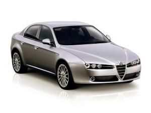 Alfa Romeo 159 engine oil capacity in quarts / liters