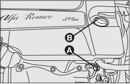 Alfa Romeo Brera 2.0 JTDm engine oil capacity in quarts - liters