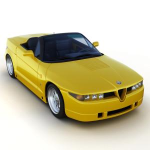 Alfa Romeo RZ engine oil capacity in quarts / liters