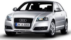 Audi A3 8P engine oil capacity in quarts - liters