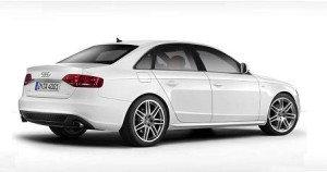 Audi A4 B8 engine oil capacity in quarts / liters