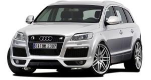 Audi Q7 engine oil capacity in quarts / liters