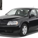 Dodge Avenger engine oil volume in quarts – liters