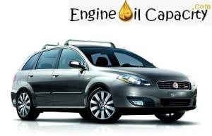 Fiat Croma engine oil volume in quarts – liters