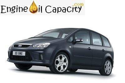 ford focus c max engine oil capacity in quarts liters engine oil capacity for all vehicles. Black Bedroom Furniture Sets. Home Design Ideas
