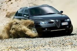 Alfa Romeo Crosswagon Q4 1.9 JTD engine oil capacity in quarts / liters